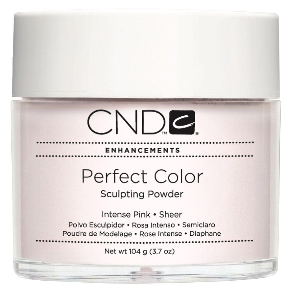 Perfect Color Intense Pink átlátszó rózsaszín építőpor 104g