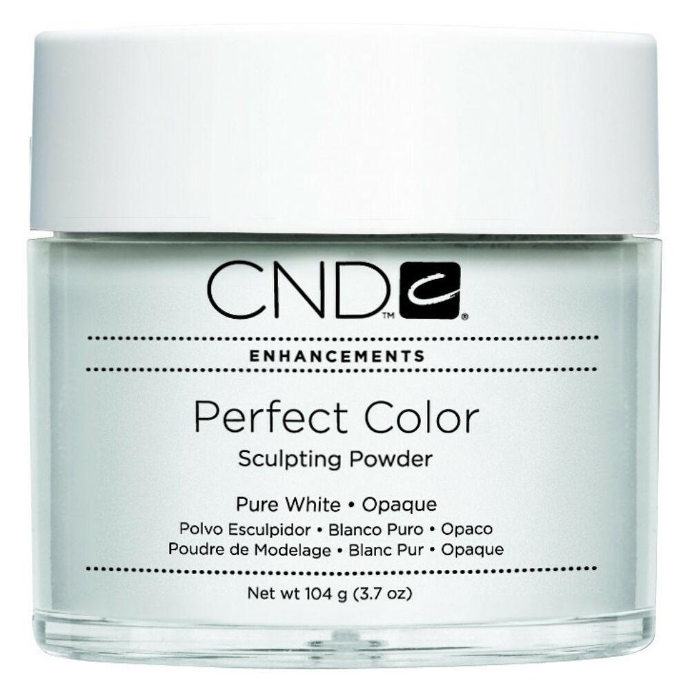 Perfect Color Pure White fehér építőpor 104g