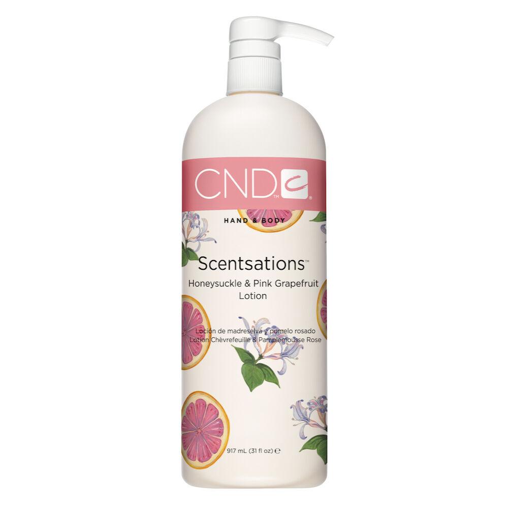 Scentsations™ Lotion Honeysuckle & Pink Grapefruit 917 ml