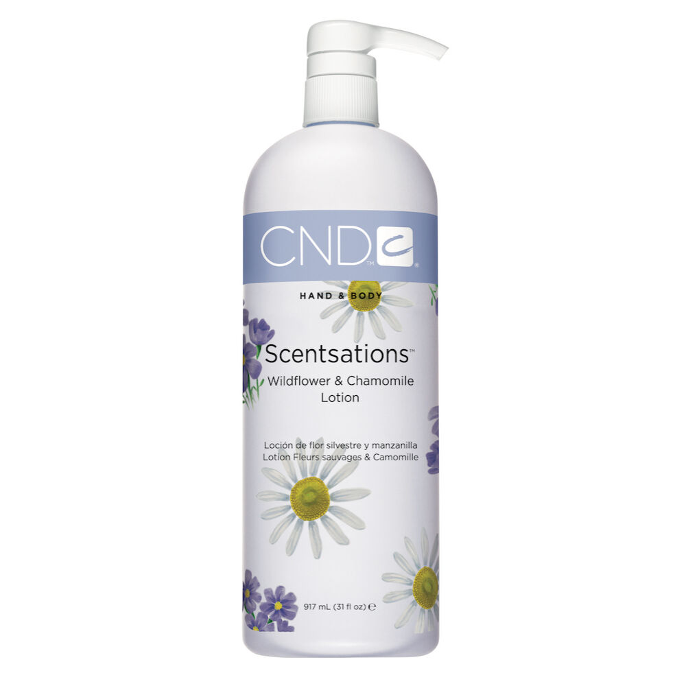 Scentsations™ Lotion Wildflower & Chamomile 917 ml