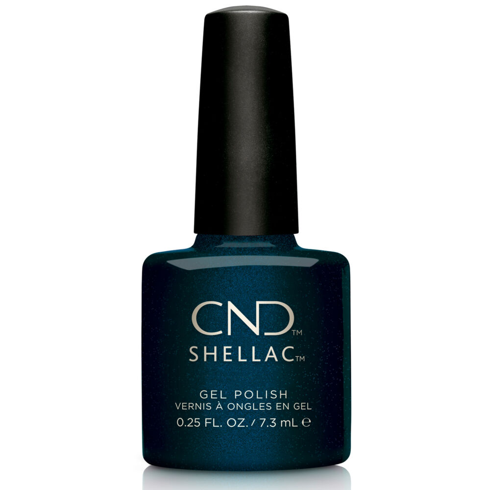 CND Shellac Midnight Swim