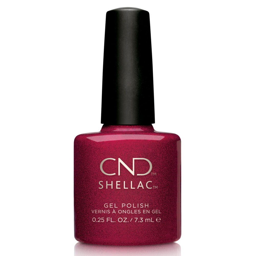 CND Shellac Red Baroness