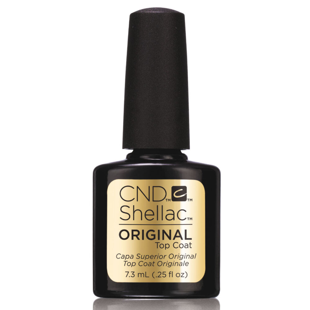 CND Shellac Original Top Coat 7,3 ml