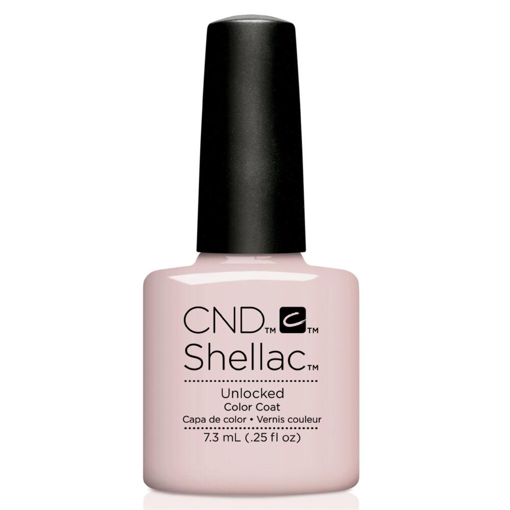 CND SHELLAC Unlocked