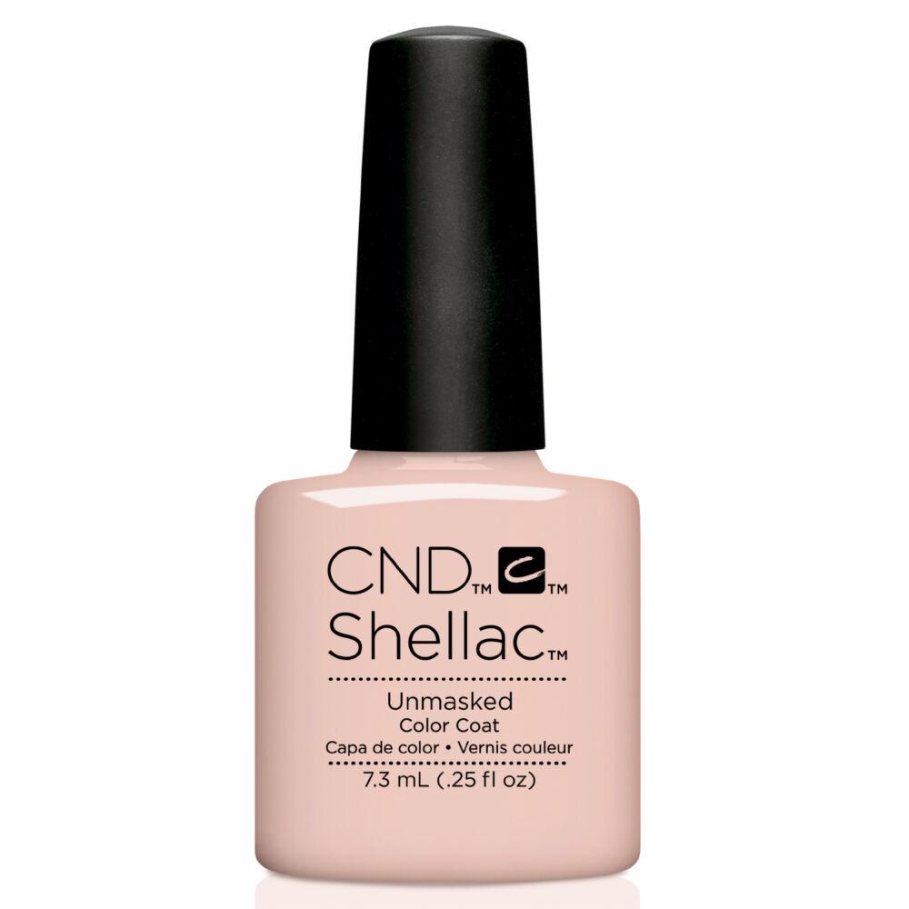 CND SHELLAC Unmasked