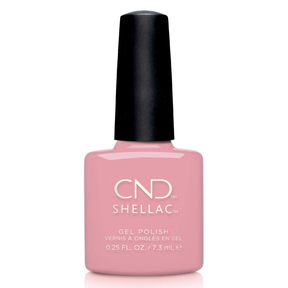 CND Shellac Pacific Rose #358