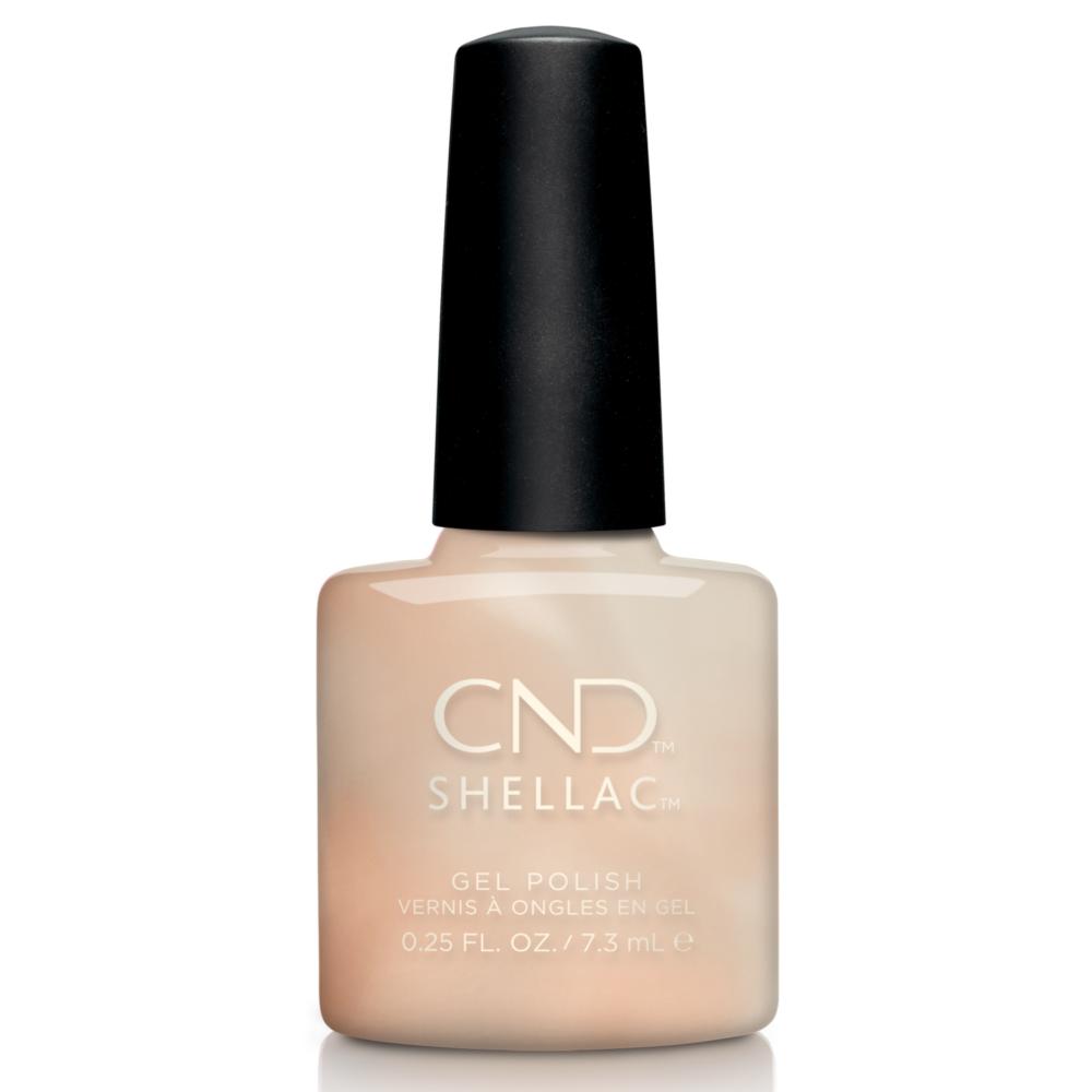 CND Shellac Lovely Quartz - doboz nélkül