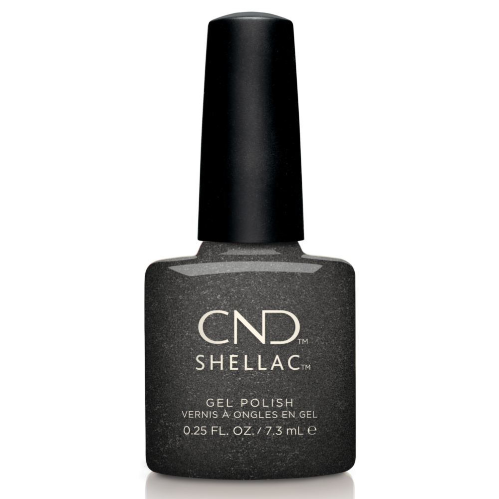 CND Shellac Powerful Hematite