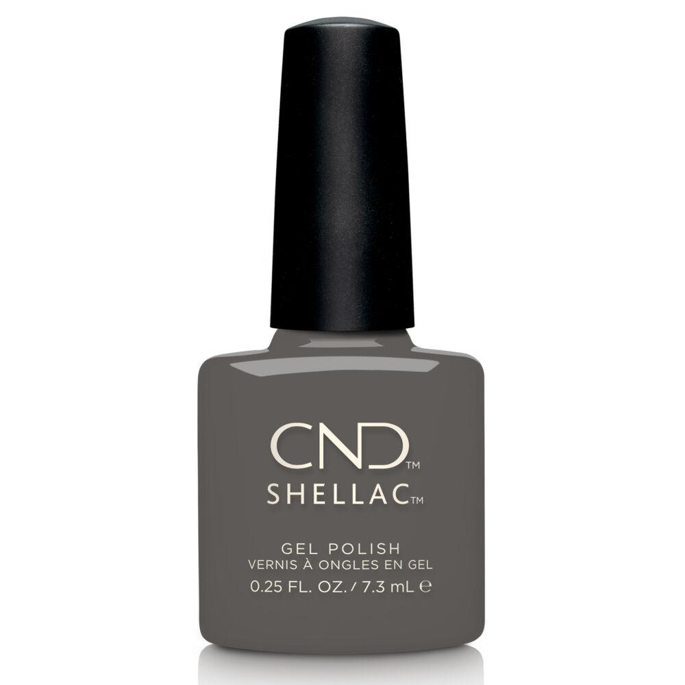 CND Shellac Silhouette