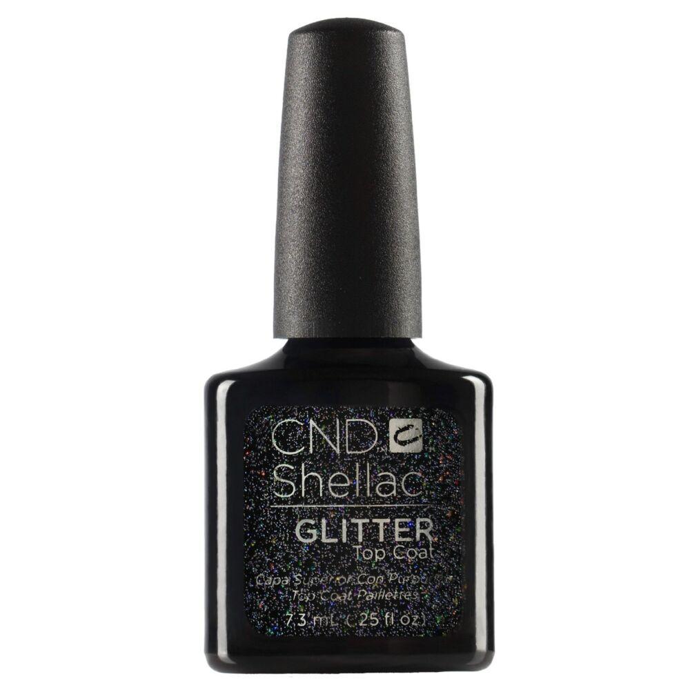 CND Shellac Glitter Top Coat 7,3 ml