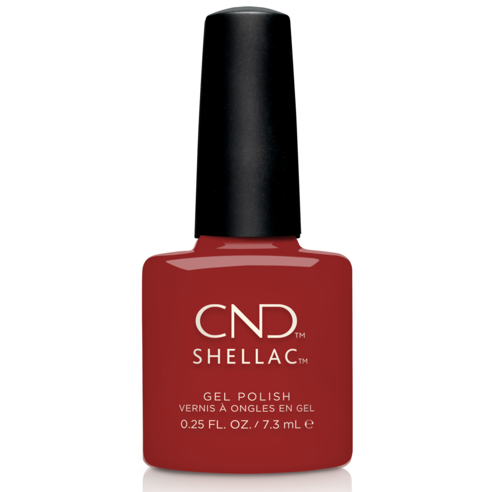 CND Shellac Company Red