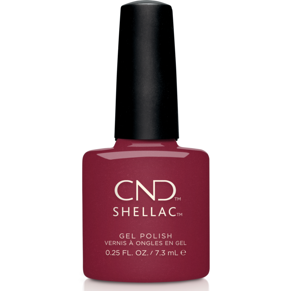 CND Shellac Satin Sheets