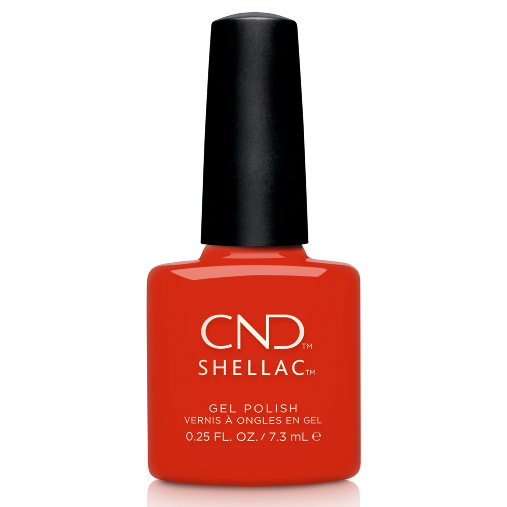 CND Shellac Hot or Knot #353