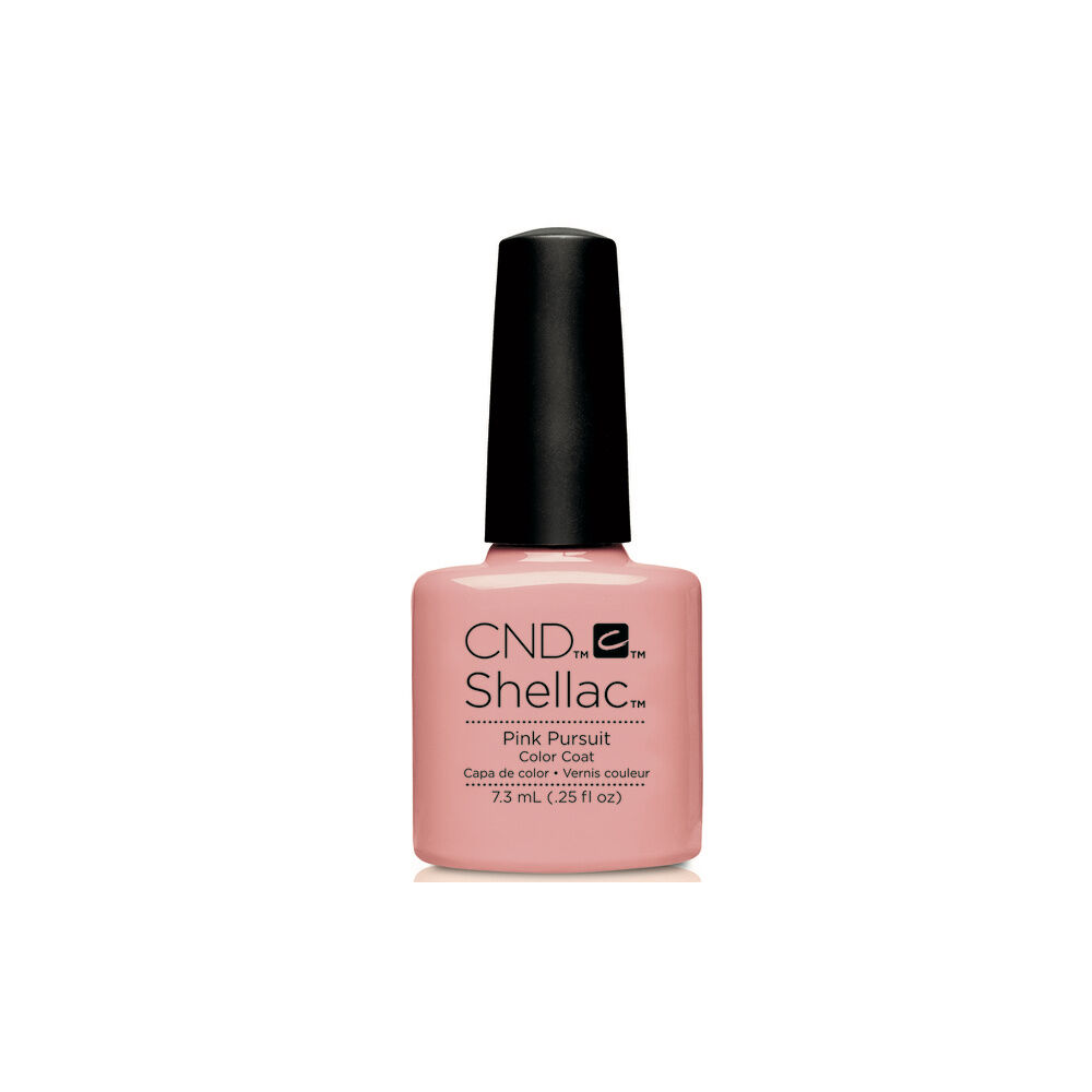 CND Shellac Pink Pursuit
