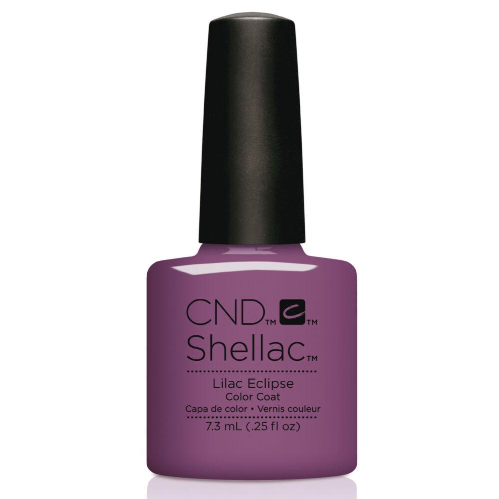 CND Shellac Lilac Eclipse