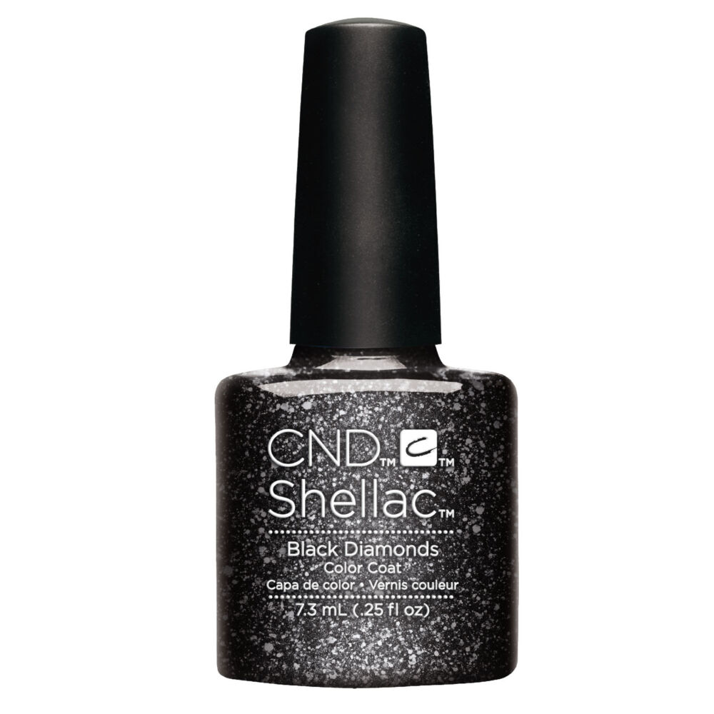 CND SHELLAC Dark Diamonds