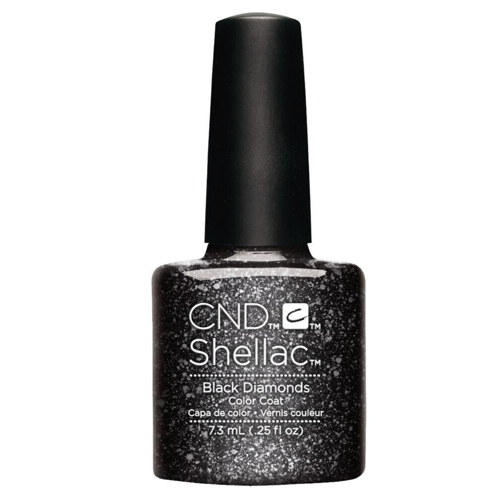 CND SHELLAC Dark Diamonds