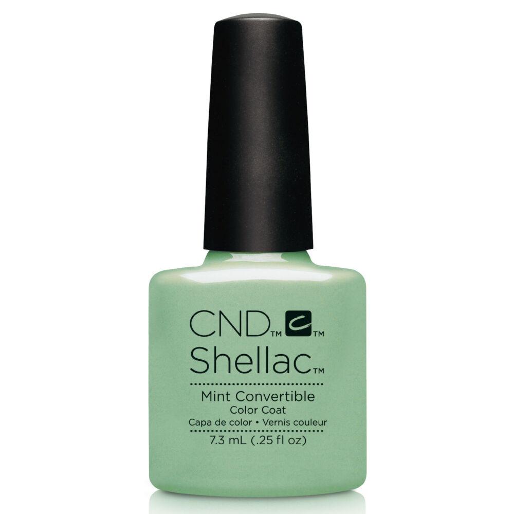 CND Shellac Mint Convertible