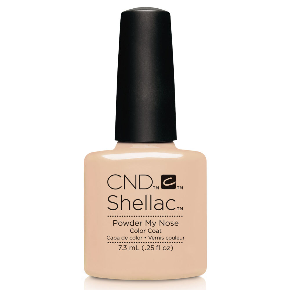 CND Shellac Powder My Nose
