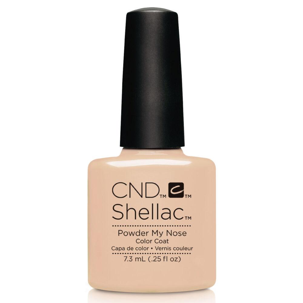 CND Shellac Powder My Nose