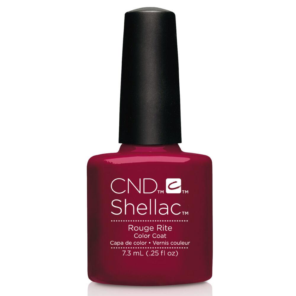 CND Shellac Rouge Rite