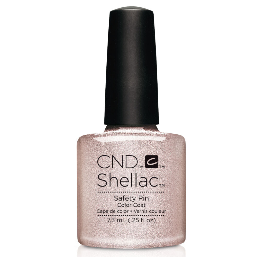 CND Shellac Safety Pin