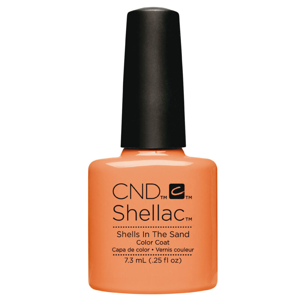 CND Shellac Shells In The Sand