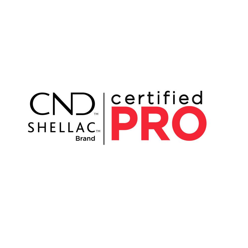 CND Shellac certified PRO képzés