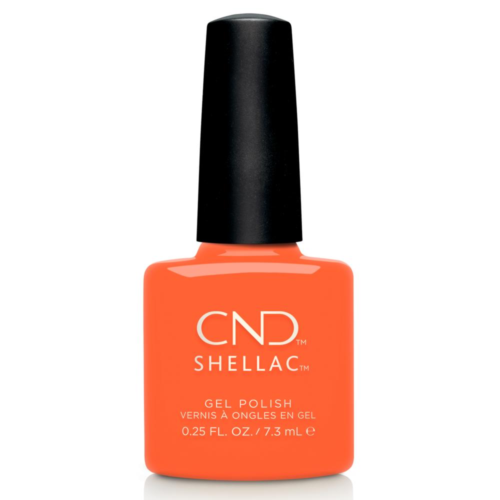 CND Shellac B-Day Candle