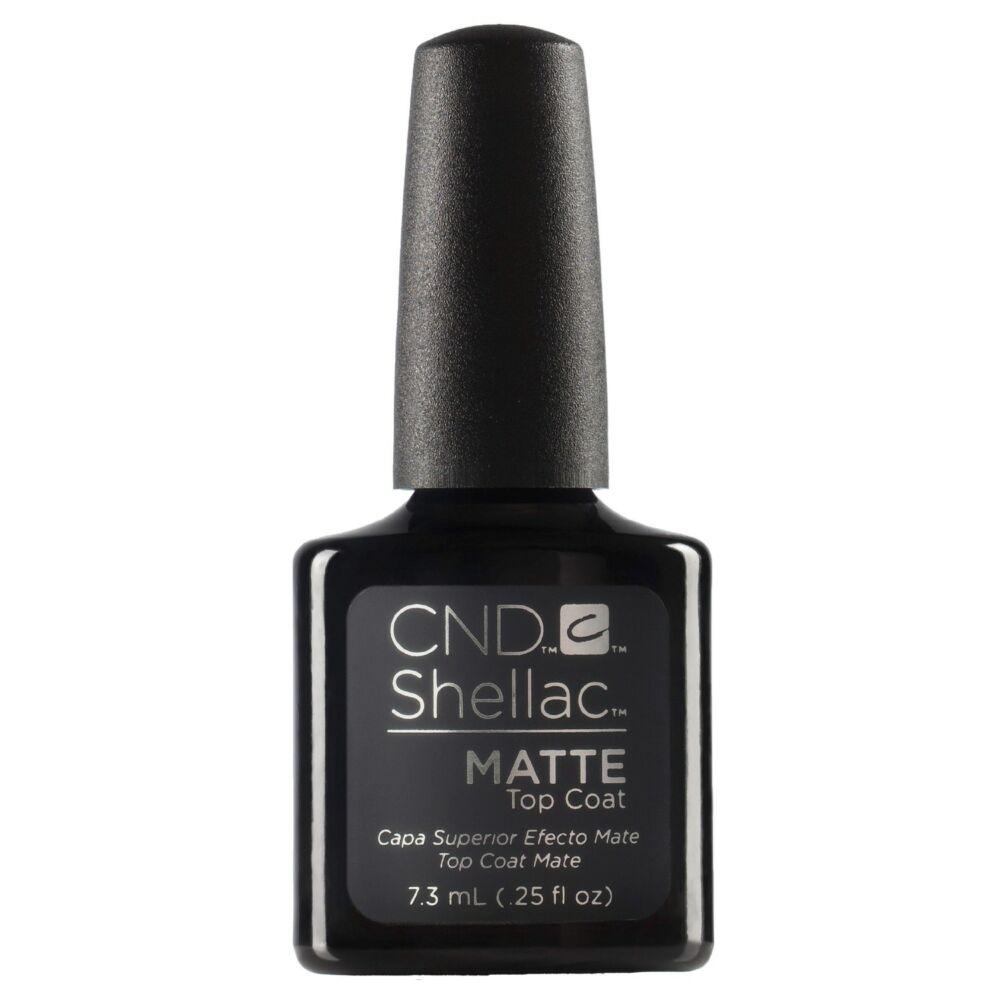 CND Shellac Matte Top Coat