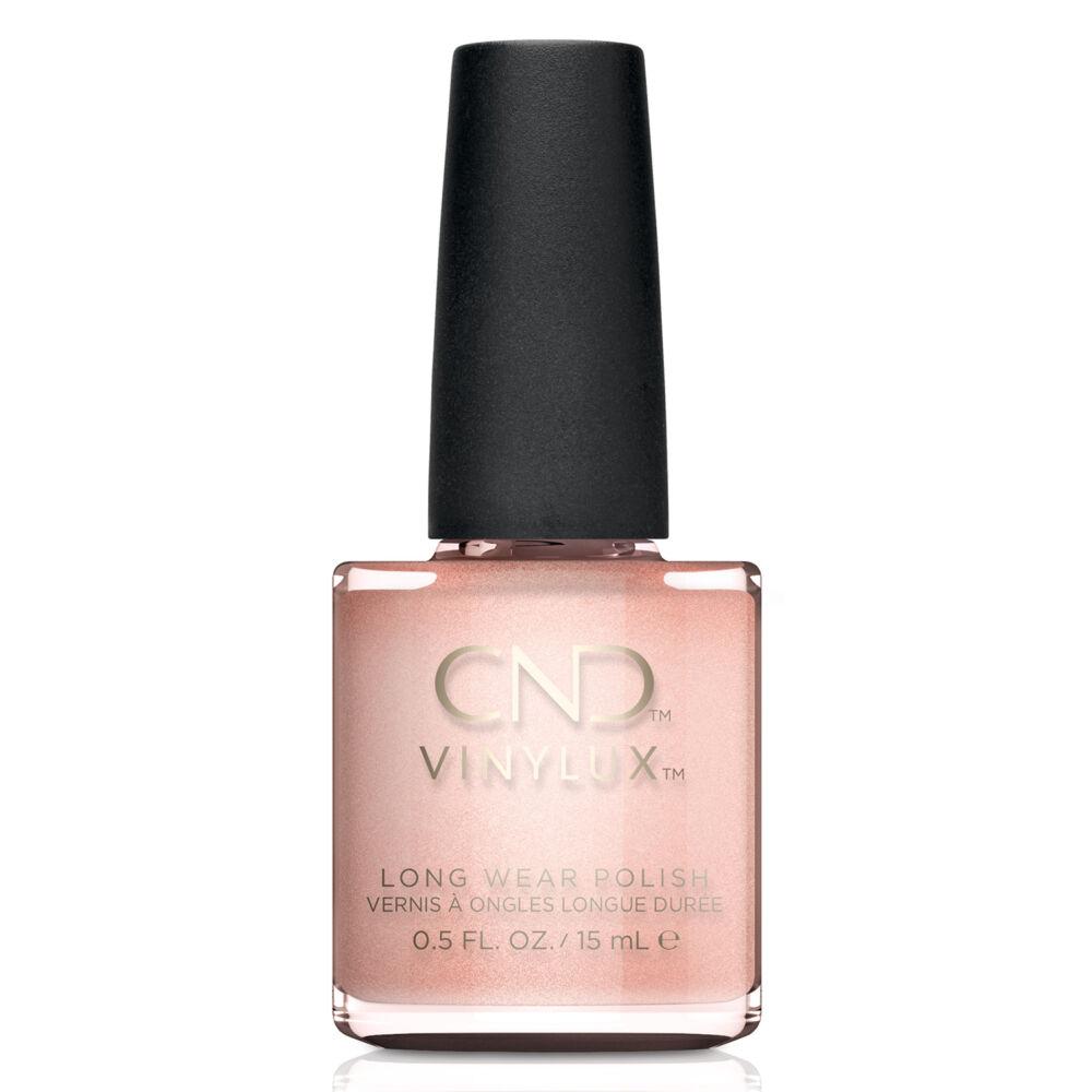 CND Vinylux tartós körömlakk Grapefruit Sparkle #118