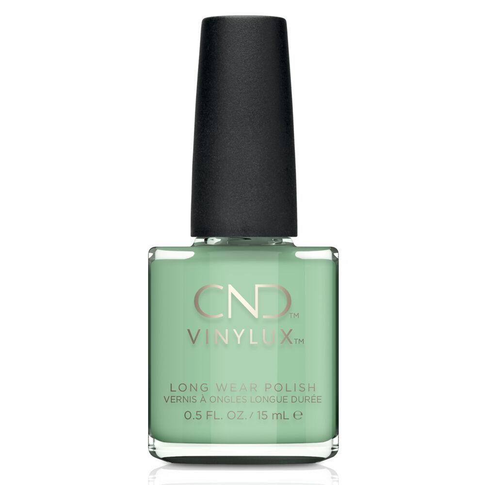 CND Vinylux tartós körömlakk Mint Convertible #166