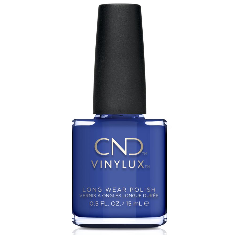 CND Vinylux tartós körömlakk Blue Eyeshadow #238