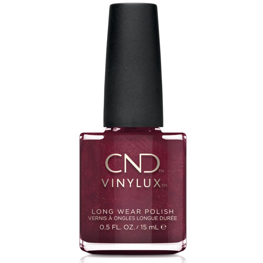 CND Vinylux tartós körömlakk Crimson Sash #174