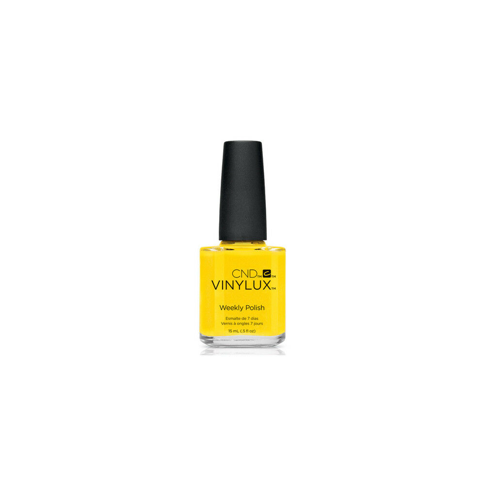 CND Vinylux Bicycle Yellow #104