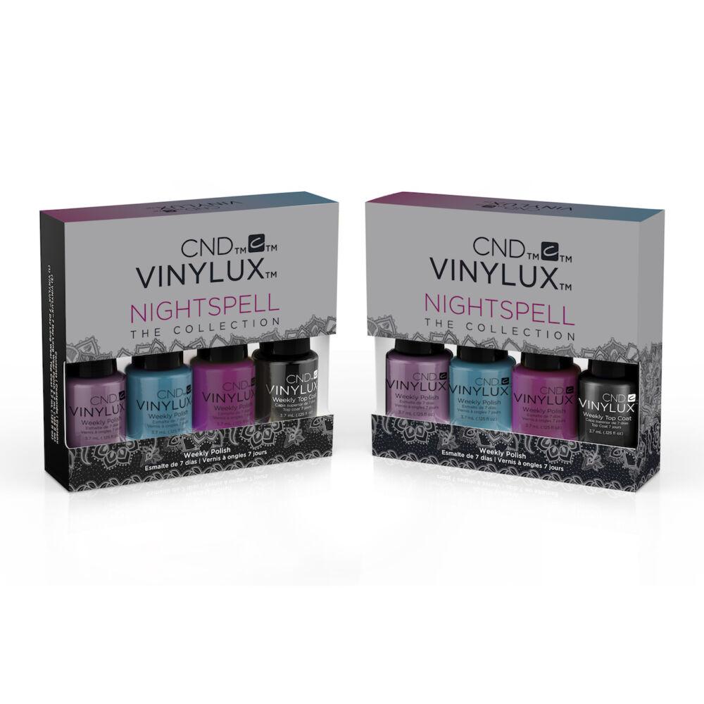 CND Vinylux Nightspell Pinkies