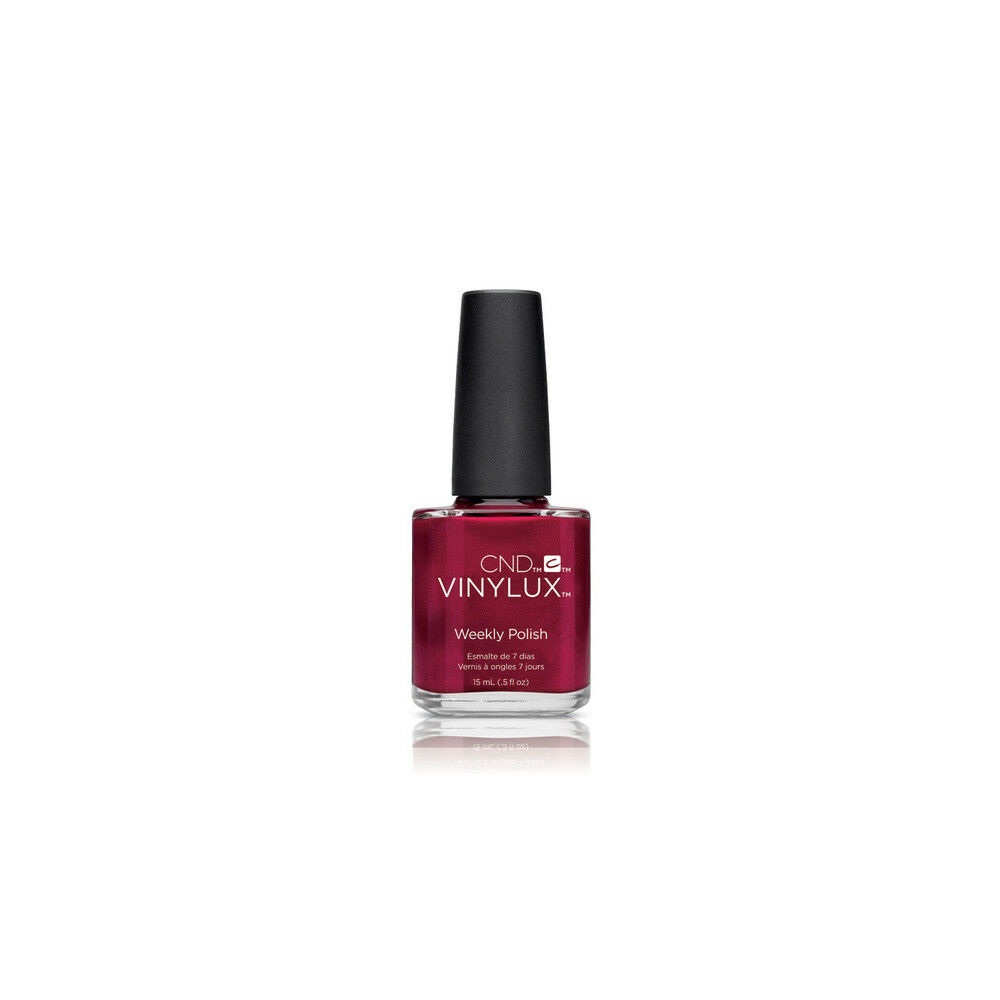 CND Vinylux Red Baroness #139