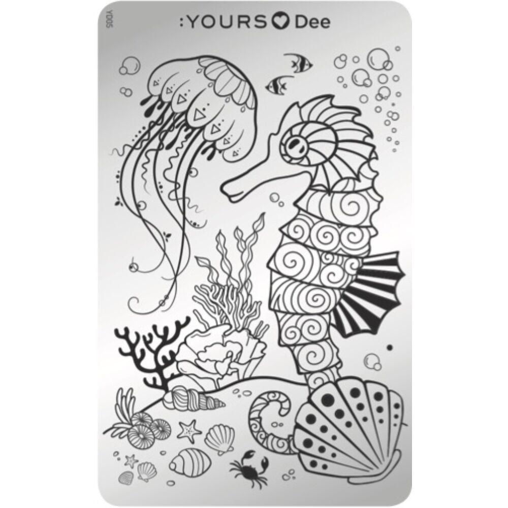 :YOURS Deep Ocean nyomdalemez