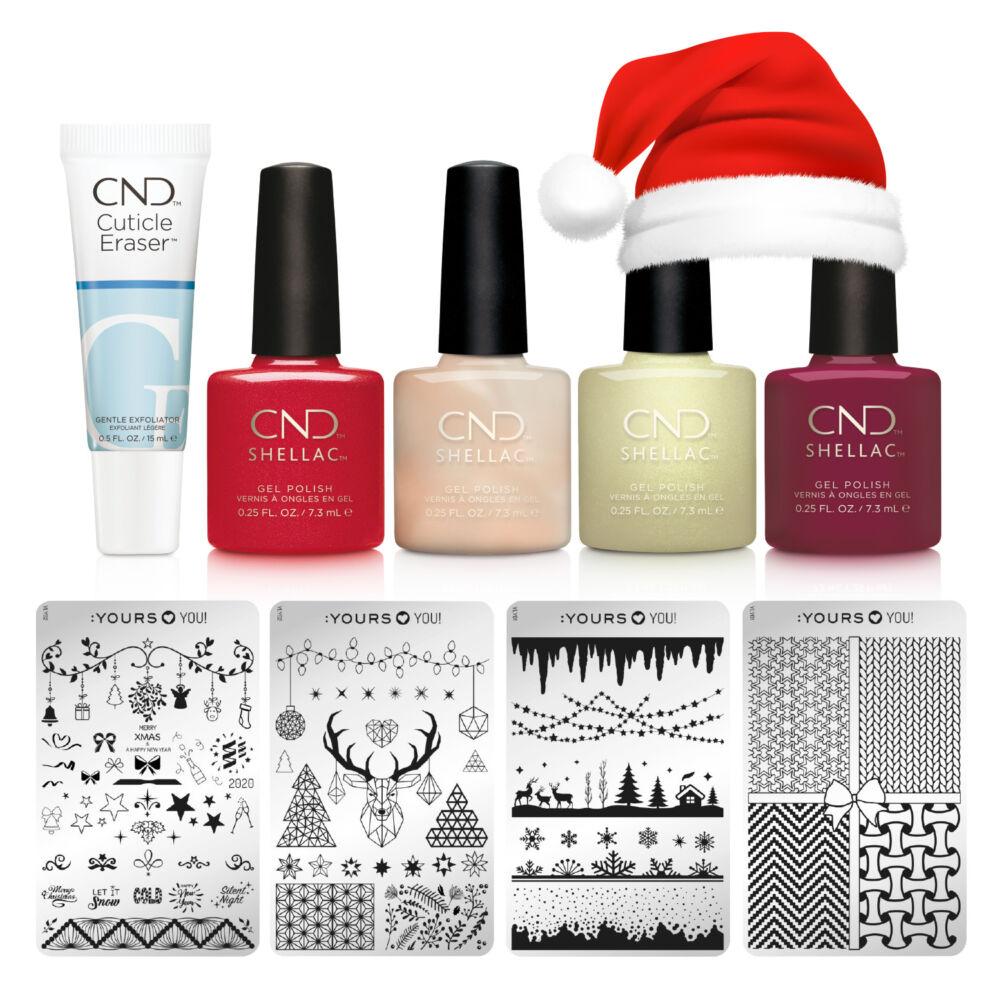 Karácsonyi Shellac csomag