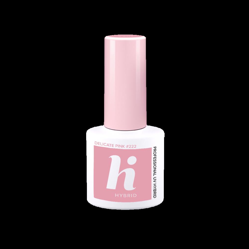 Hi Hybrid gél lakk Delicate Pink #222