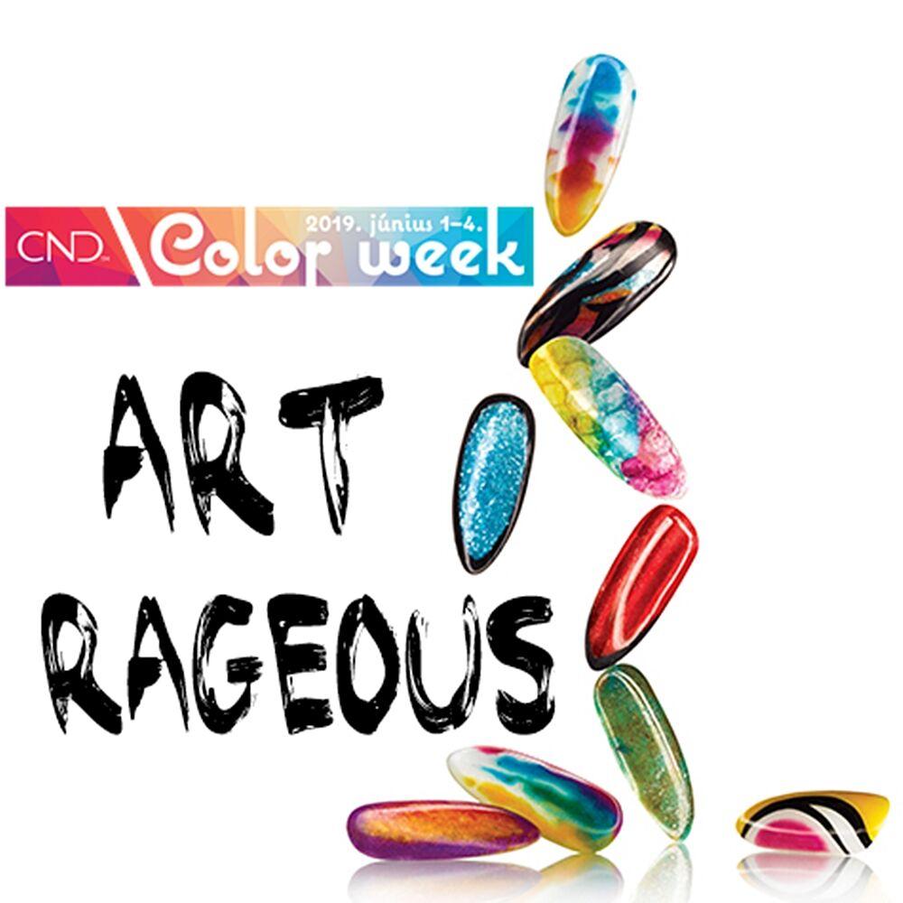 Art Rageous amerikai díszítő képzés 2019. június 4.