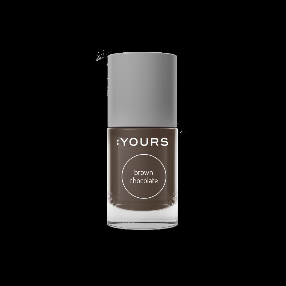 :YOURS Brown Chocolate nyomdalakk