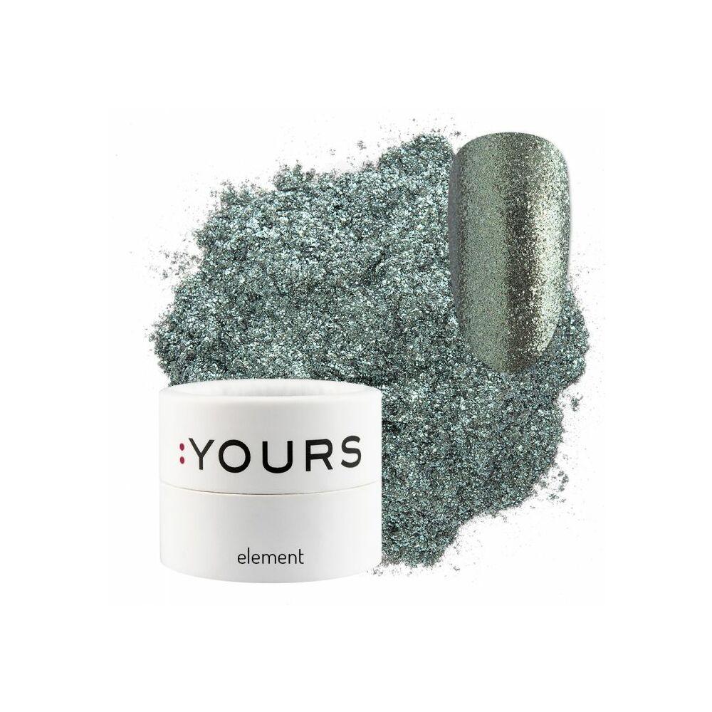 :YOURS Element – Green Amazon