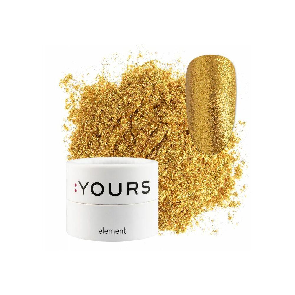 :YOURS Element – Gold Zargun