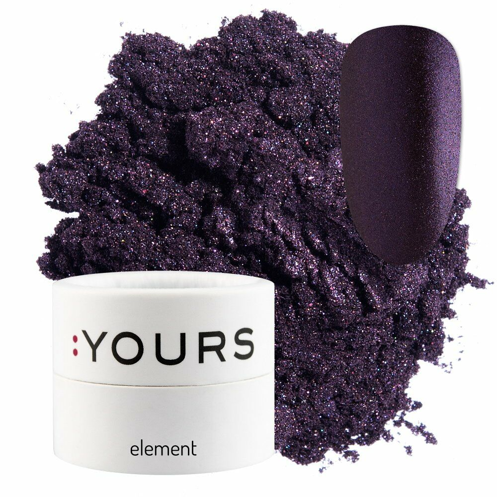:YOURS Element – Purple Velvet