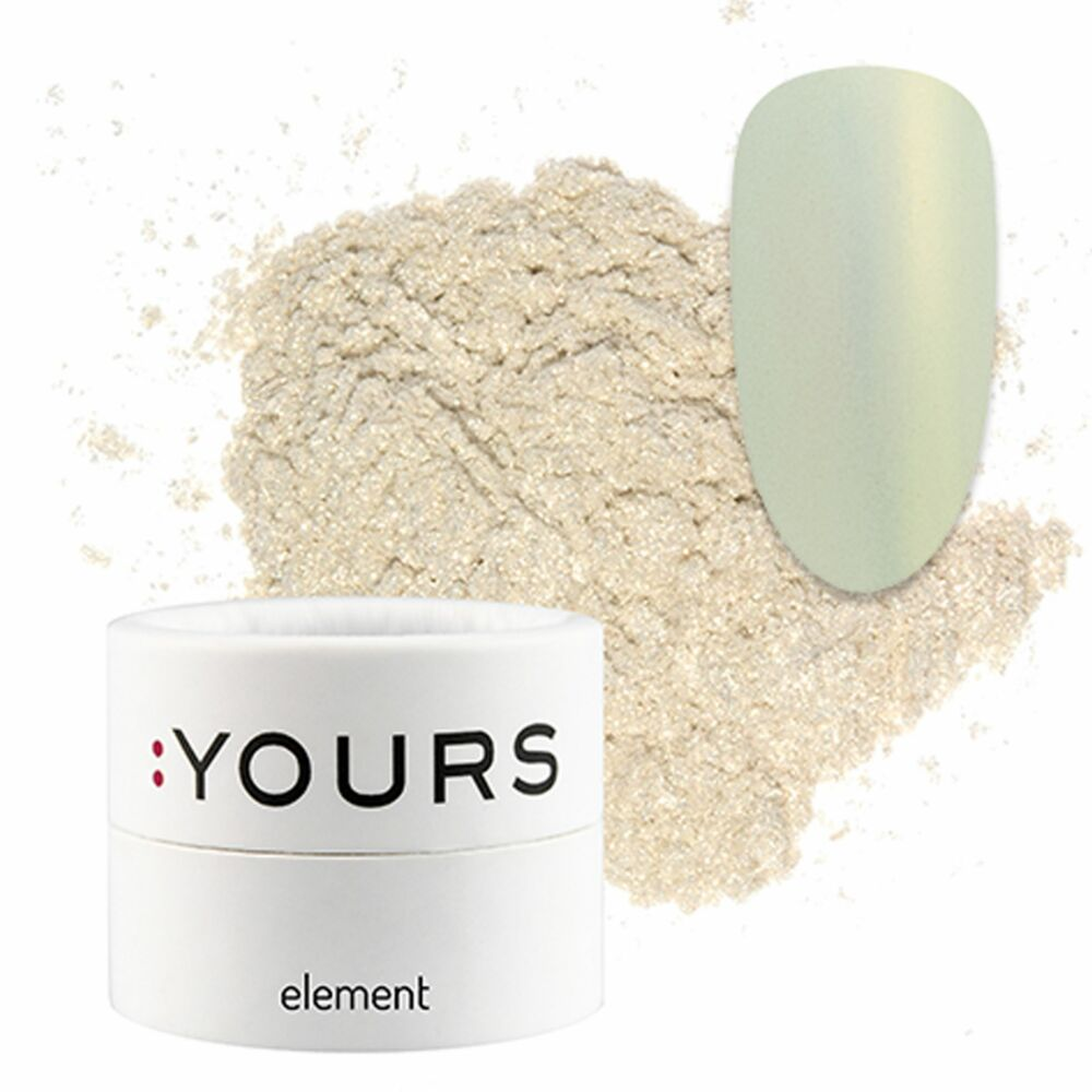:YOURS Element  – Gold Pearl