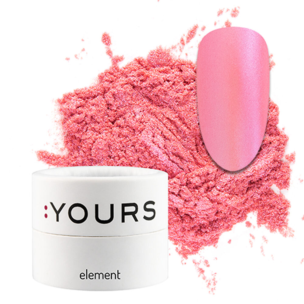 :YOURS Element – Pink Lily