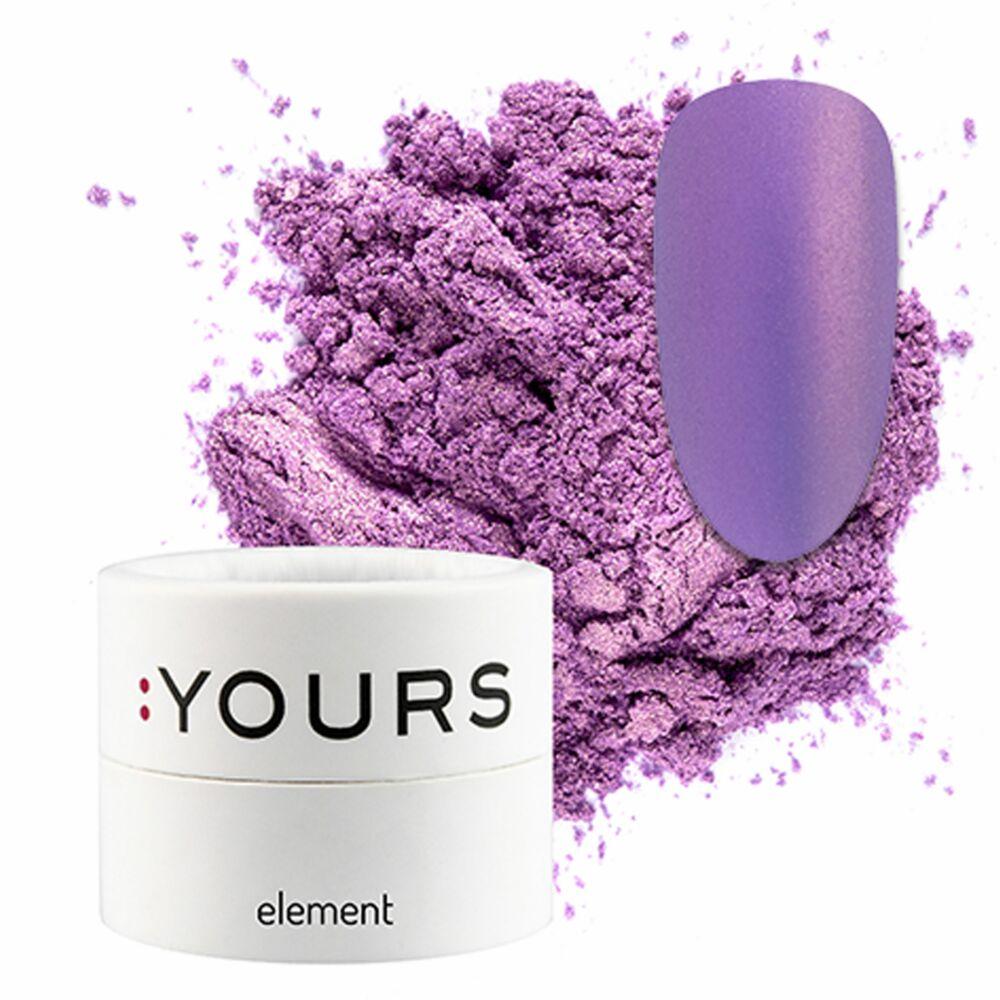 :YOURS Element – Purple Lavender