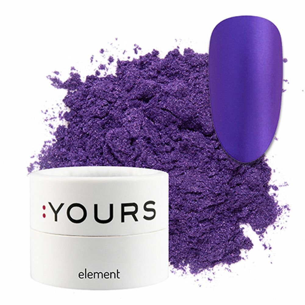 :YOURS Element – Purple Dragonfly