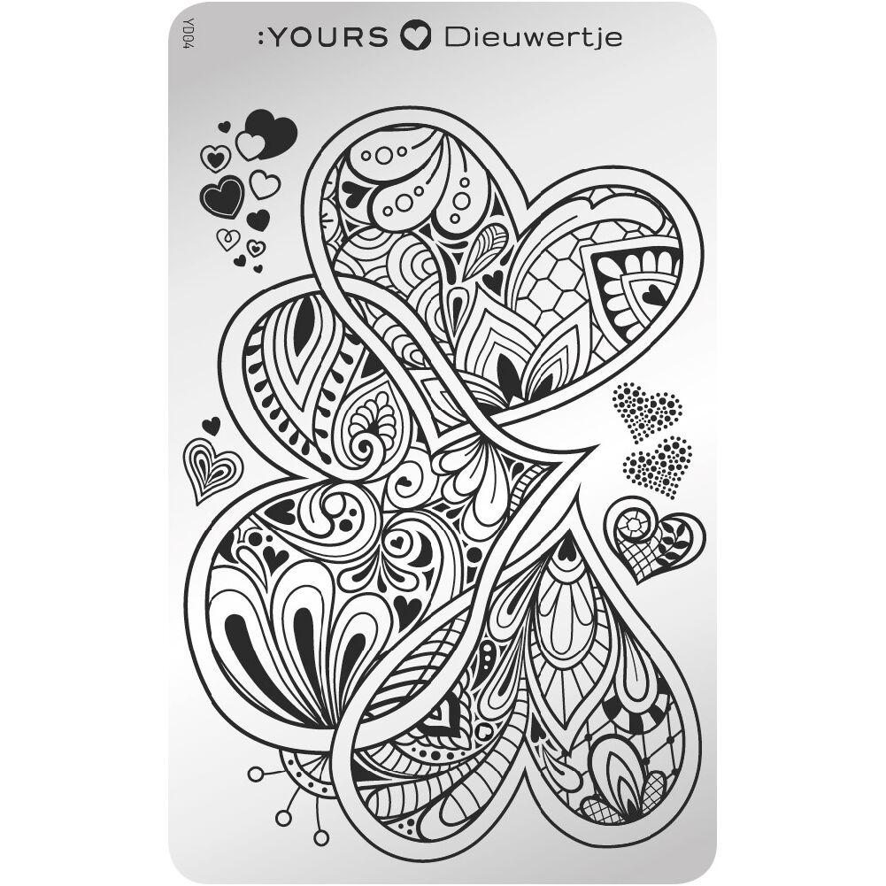 :YOURS Queen of Hearts  nyomdalemez